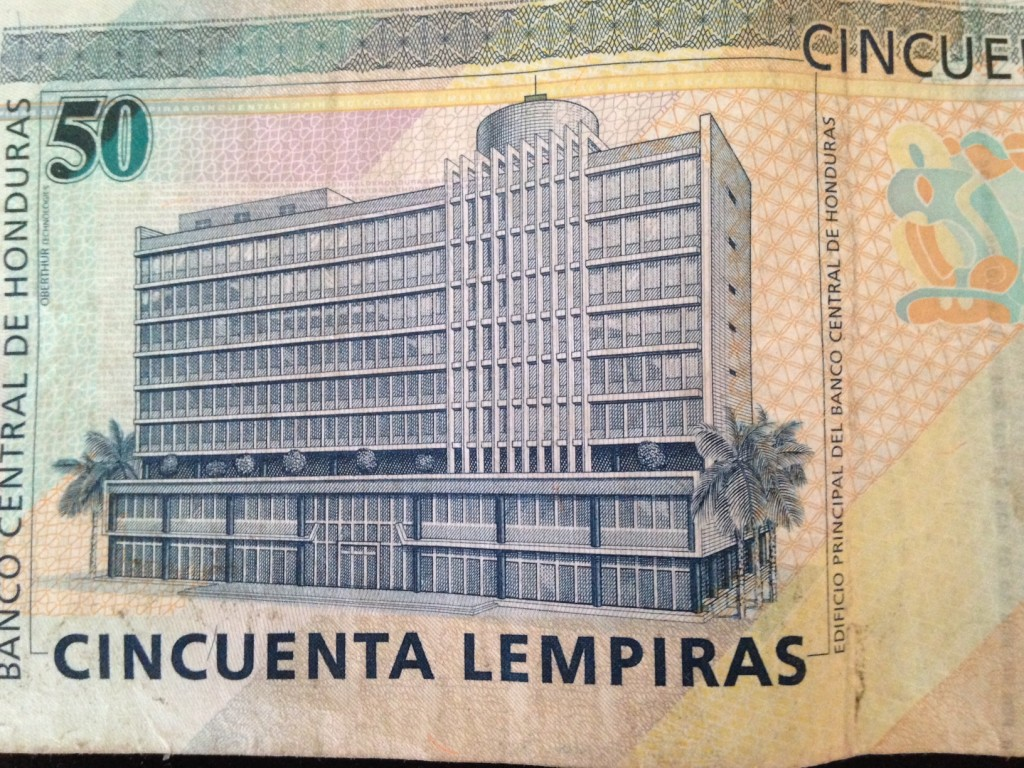 Honduras Money